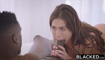 two sexy young cumshot